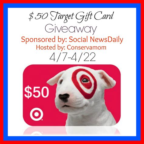 Stater Bros Gift Cards - enter to win 50 target gift card