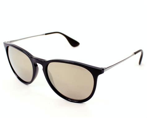 Kacamata Rayban Erika Bludru 4171 lunettes de soleil ban rb 4171 601 5a noir pas cher