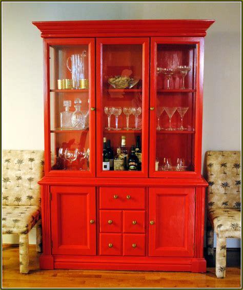Bassett Corner China Cabinet ? Cabinets Matttroy