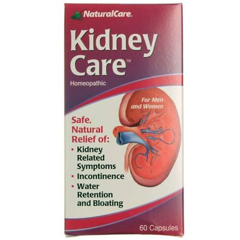 Kidney Care For by Care Kidney Care 60 Capsules Evitamins