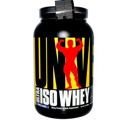 universal nutrition ultra iso whey vanilla shake 2 lbs