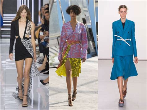 10 trends at london fashion week spring summer 2015 london summer fashion www pixshark com images