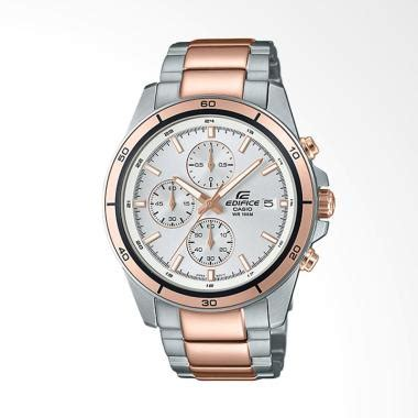 Jam Tangan Pria Tetonis Ls1078 Gold Plat White jual casio edifice chronograph bahan tali stainless steel jam tangan pria silver gold ion