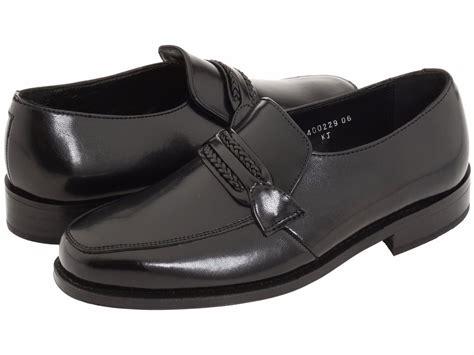 florsheim richfield mens black slip on dress shoes ebay