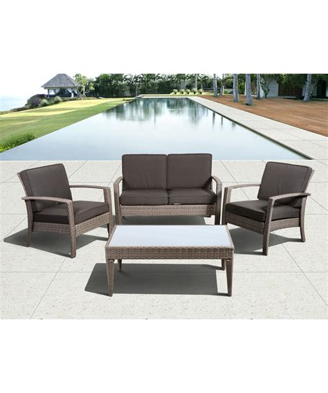 wicker patio furniture miami synthetic wicker patio furniture miami