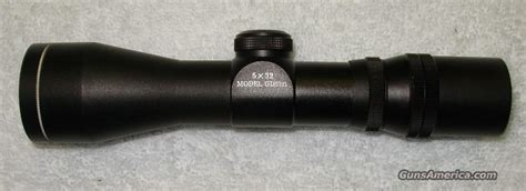 5x32 Short Rifle Scope New In Box 40 For Sale