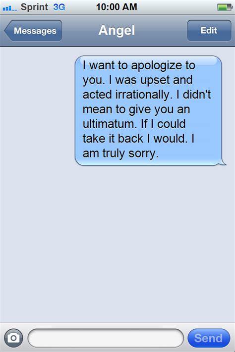 Best Apology Letter To Ex Boyfriend Apologizing Quotes To Your Boyfriend Quotesgram