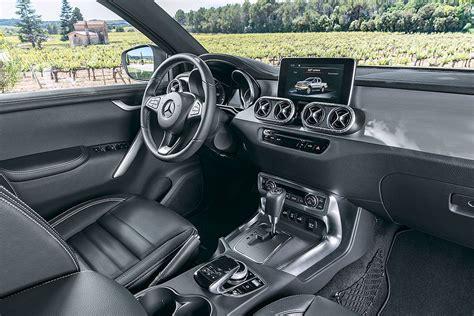 Autobild X Klasse by Mercedes X Klasse Nissan Navara Vergleich Bilder