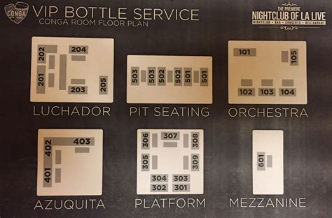 Conga Room Bottle Service by Conga Room Bottle Service Discotech The 1 Nightlife App