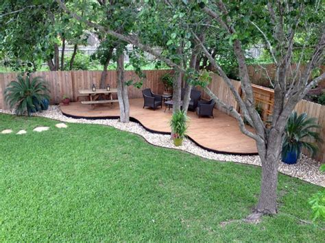 backyard orchard design best 25 tree deck ideas on pinterest orchard design