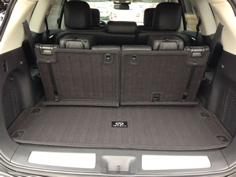 infiniti qx60 trunk space 2014 infinitiqx60 autos post