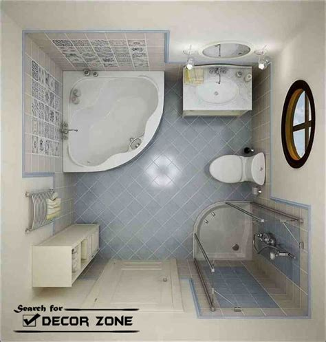 Bathroom Corner Shower Ideas Corner Bath Designs Materials And Features