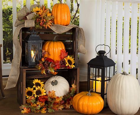 Fall Decorating Ideas For Your Front Porch by 10 Fall Front Porch Ideas Pat Catan S