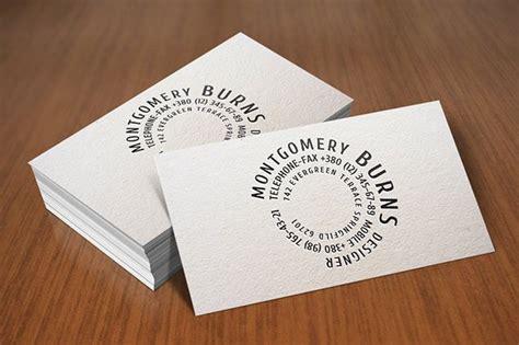 circular business cards templates 9 circle business card designs templates psd ai