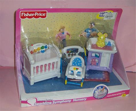 fisher price loving family doll house furniture dream dollhouse furniture