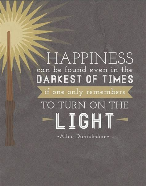 harry potter light times harry potter quote darkest of times harry potter gift