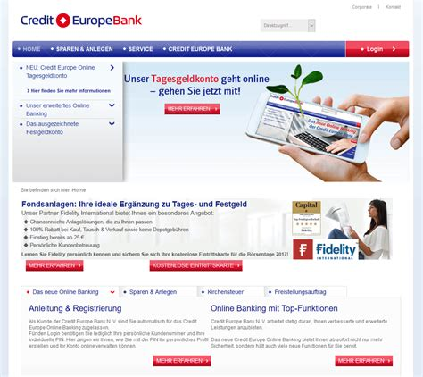 ikb bank erfahrungen credit europe festgeldkonto test und erfahrungen 03 2018