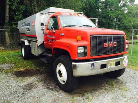 gmc top kick 1995 heavy duty trucks