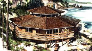 Octagon Log Homes The Octagon 1371 3 Bedrooms And 2 Baths The House