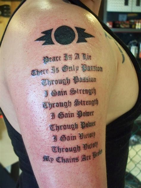 great inspirational quotes tattoos quotesgram