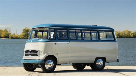 Mercedes O 319 For Sale by 1959 Mercedes O 319 Restomod Auction Motor1 Photos