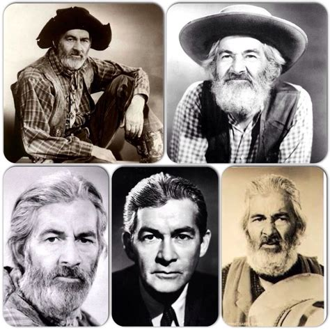actor george hayes actor george quot gabby quot hayes collages pinterest