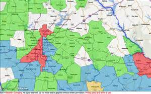 power outage map atlanta time lapse map of power outages www