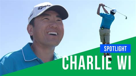 charlie wi golf swing take a swing with pga golfer charlie wi youtube