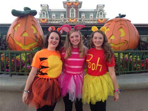 winnie the pooh costume diy pooh piglet and tigger costumes tigger piglets and costumes
