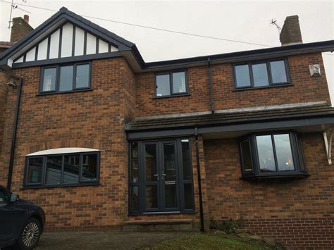 windows for the house anthracite grey full house choice windows glossop