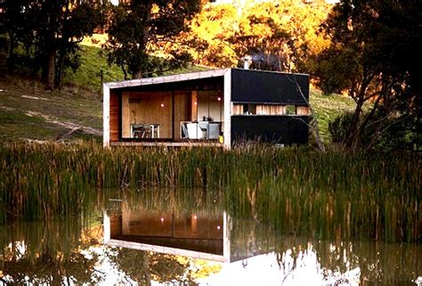 alternative house designs australia rustic off grid pump house is a solar powered weekend