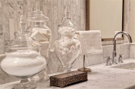 apothecary jars for bathroom 10 must have bathroom accessories