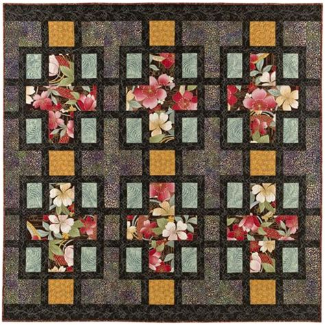 quilt pattern japanese 17 best images about asian inspired quilts on pinterest