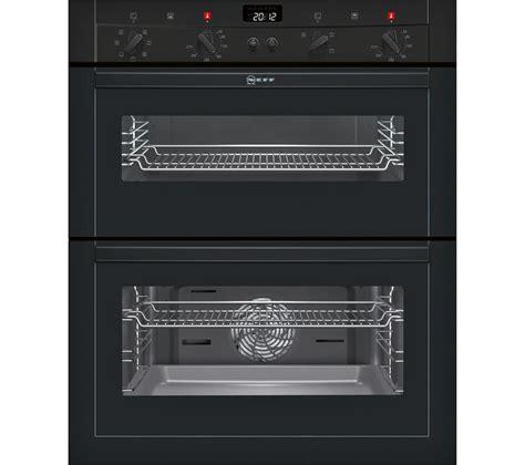 neff cooktop neff u17m42s3gb electric built oven black