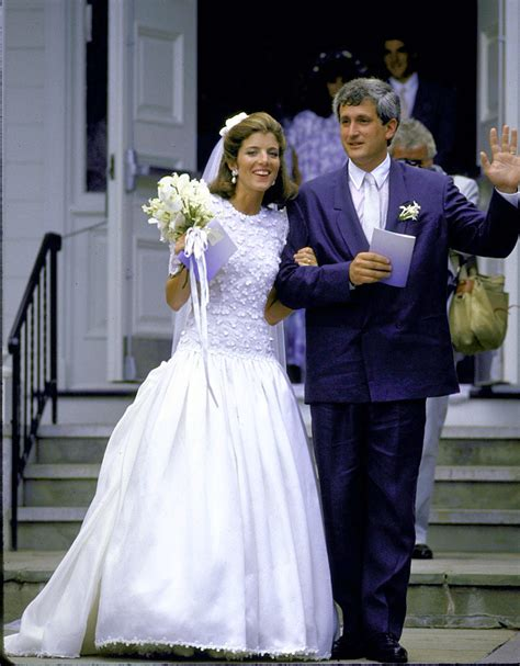 Caroline Kennedy Wedding Gown by Caroline Kennedy Wedding Dress The Enchanted Manor