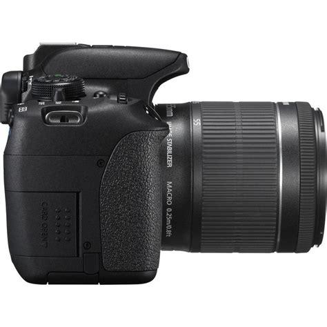 Canon Eos 700d Kit 1 canon eos 700d 18 55mm stm 55 250mm stm kit dslrs photopoint