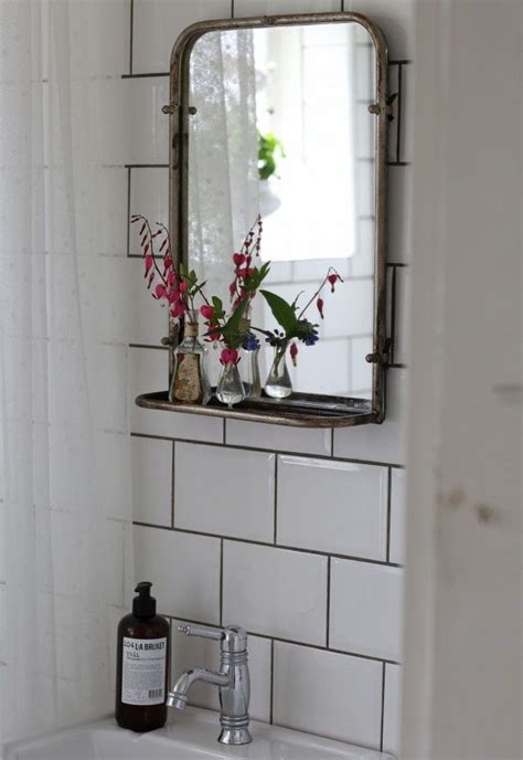 pinterest bathroom mirrors 25 best ideas about bathroom mirror with shelf on