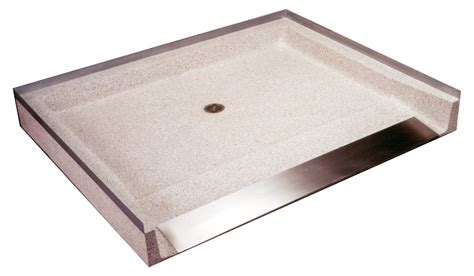 Ada Shower Pans by 60 Quot X 48 Quot Rectangular Terrazzo Wheelchair Accessible Not