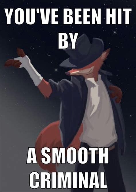 Criminal Meme - smooth criminal zootopia know your meme