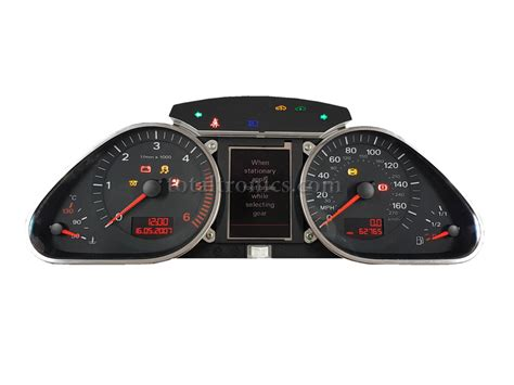 auto manual repair 2007 audi a6 instrument cluster service manual 2007 audi s6 dash repair cluster screen swap