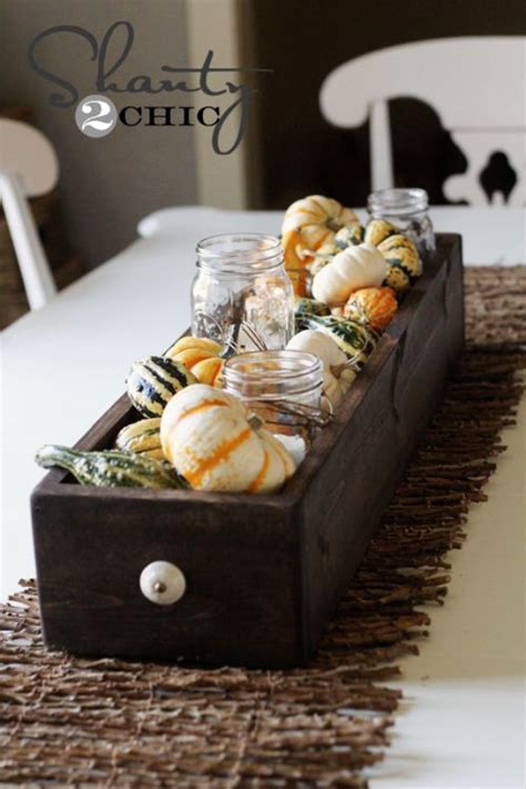 Fall Table Centerpieces 27 Best Diy Fall Centerpiece Ideas And Decorations For 2016