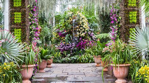 york  april   brooklyn botanical garden