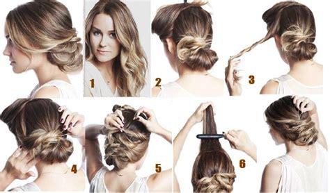 coiffure simple et rapide coiffure simple et facile