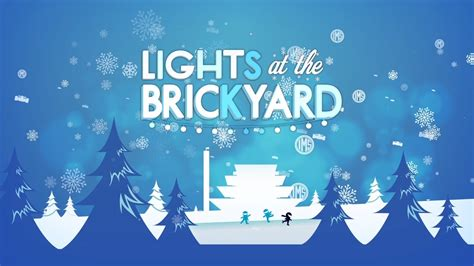Quot Lights At The Brickyard Quot Tickets Increase On November