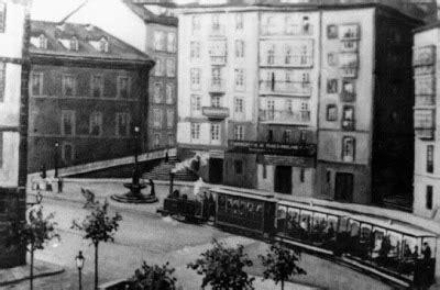banco cania santander antiguo el transporte en la ciudad de santander