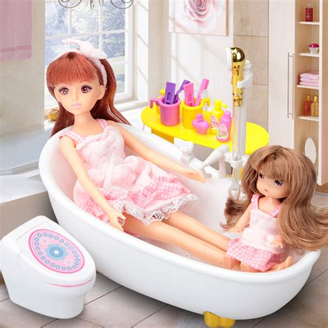 bathtub dolls popular dolls bath set buy cheap dolls bath set lots from