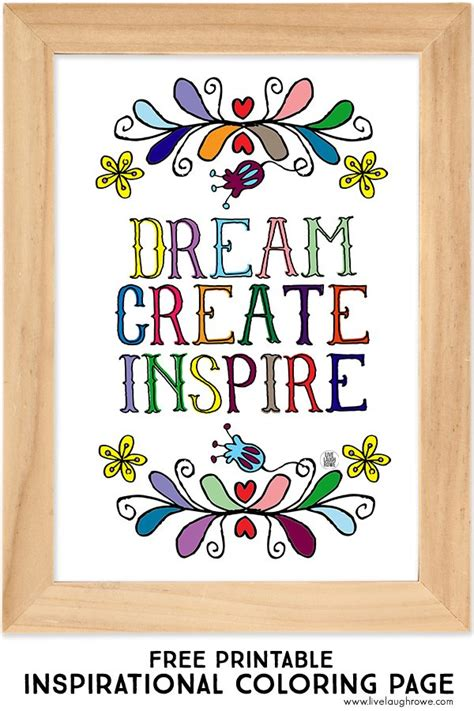 live your dreams an coloring book with inspirational quotes and adorable kawaii drawings books whimsical inspirational workplace quotes quotesgram