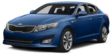 Kia Optima 2014 Blue 2014 Kia Optima Sx Blue Top Auto Magazine