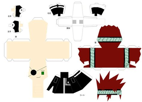 Papercraft Dolls - lavi papercraft doll by sparrowhawk51 on deviantart