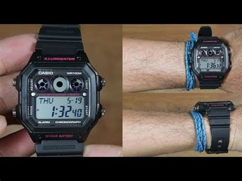 Ae 1300wh 1a2 casio standard ae 1300wh 1a2 best seller unboxing